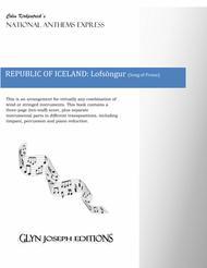 Republic of Iceland National Anthem: Lofsöngur