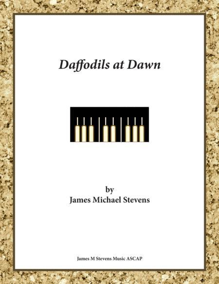 Daffodils at Dawn - Piano Composition