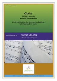 Clocks for String Quartet