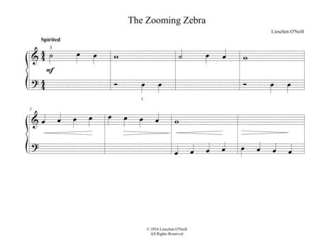 The Zooming Zebra