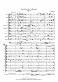 Beethoven: Symphony No.8 in F Op.93 Mvt.I - wind dectet