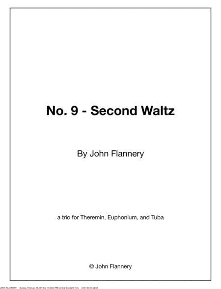 No. 9 - Second Waltz