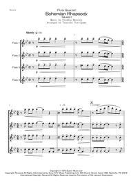 (Flute Quartet) Bohemian Rhapsody (Queen)