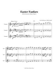 Easter Fanfare - Christ the Lord is Risen Today!