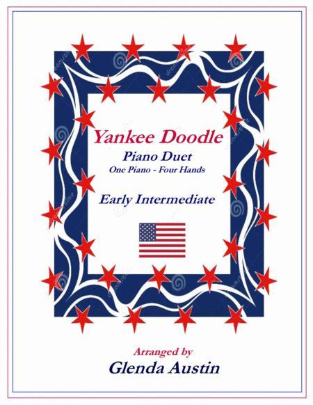 Yankee Doodle - Piano Duet