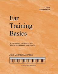 Ear Training Basics Student Book and CD, Level 9