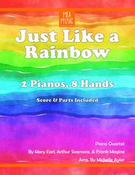 Just Like A Rainbow (Quartet)