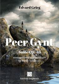 Grieg Peer Gynt Suite No 1 Op 46