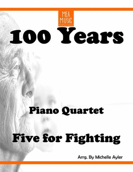 100 Years Piano Quartet (2 Pianos, 8 Hands)