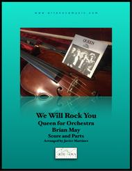 We Will Rock You - Queen for Orchestra