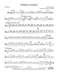 Street Tango - Trombone 1