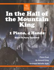 In the Hall of the Mountain King Piano Duet