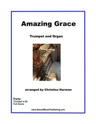 Amazing Grace – Trumpet and Organ