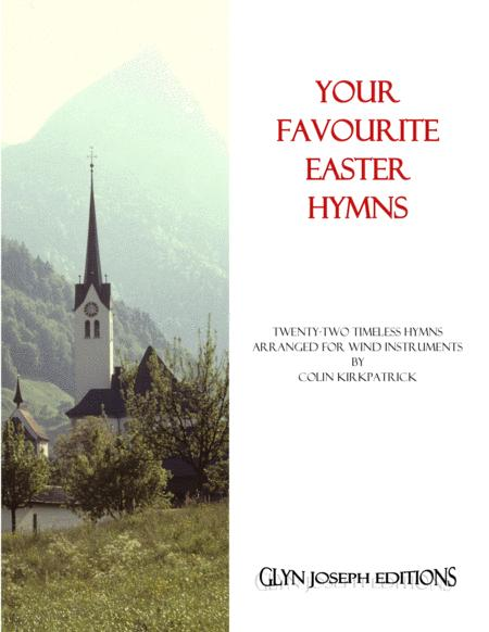 Your Favorite Easter Hymns for Wind Instruments