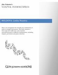 Moldova National Anthem: Limba Noastra