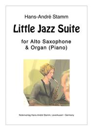 Little Jazz Suite for Alto Saxophone and Organ (or Piano)