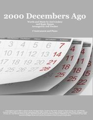 2000 Decembers Ago