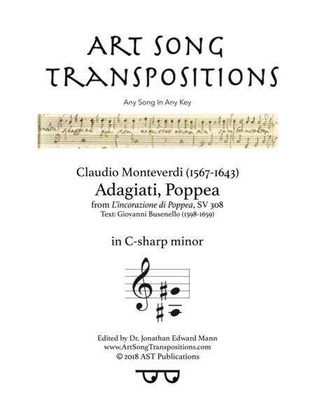 Adagiati, Poppea (C-sharp minor)