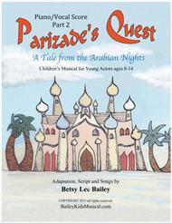Parizade's Quest - Score Part 2