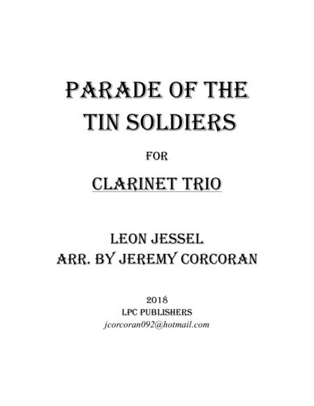 Parade of the Tin Soldiers for Three Clarinets