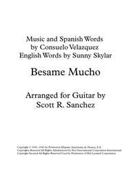Besame Mucho (Kiss Me Much)