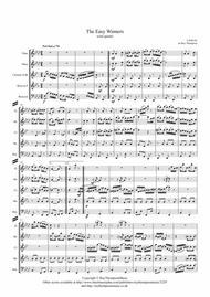 Scott Joplin: The Easy Winners (Rag) - wind quintet