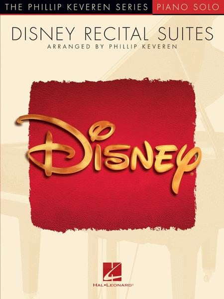 Disney Recital Suites