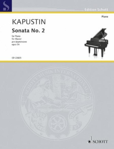 Sonata No. 2 op. 54