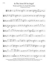 Download Angel Viola Sheet Music By Sarah Mclachlan Sheet Music Plus
