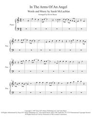 Download Angel Easy Key Of C Piano Sheet Music By Sarah