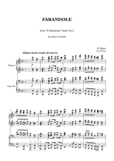 Bizet - FARANDOLE from
