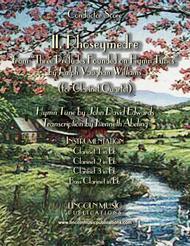 Williams - Rhosymedre (for Clarinet Quartet)