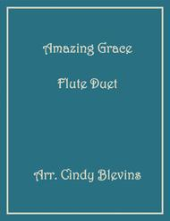 Amazing Grace, arranged for Flute Duet