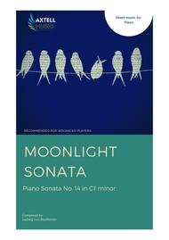 MOONLIGHT SONATA - Piano Sonata No. 14 in C♯ minor
