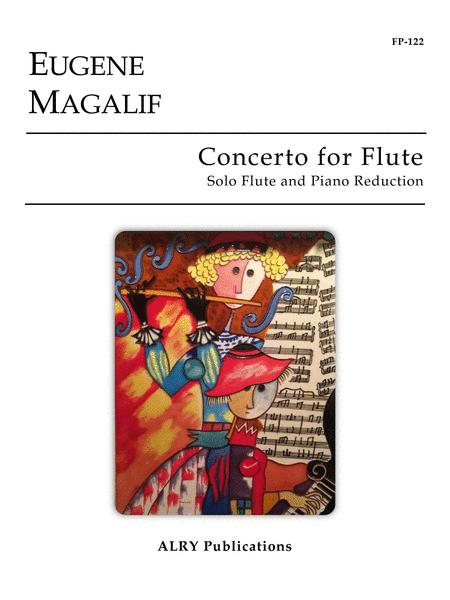 Concerto for Flute (Piano Reduction)