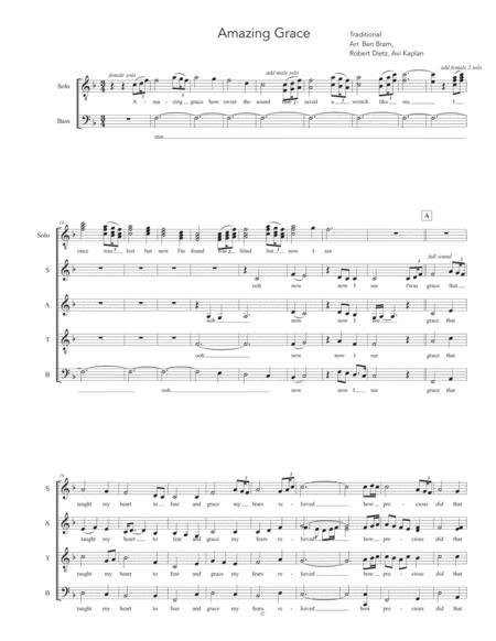 Amazing Grace [A Cappella Academy]