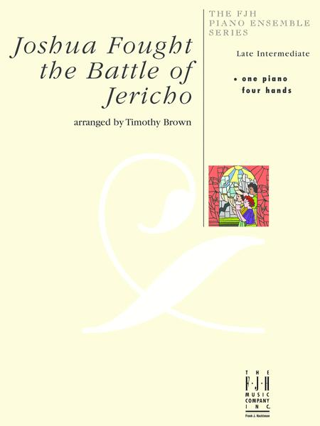Joshua Fought The Battle of Jericho (NFMC)