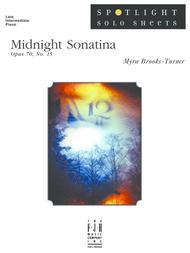Midnight Sonatina, Op. 70, No. 15
