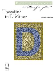 Toccatina in D Minor