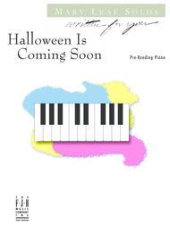 Halloween is Coming Soon