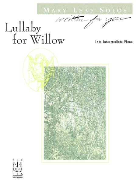 Lullaby for Willow