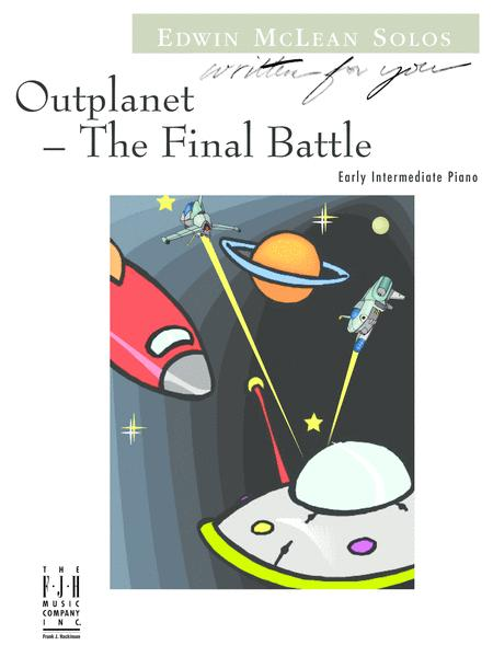 Outplanet - The Final Battle