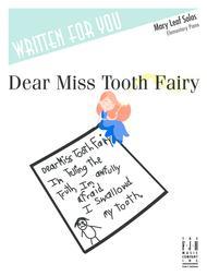 Dear Miss Tooth Fairy