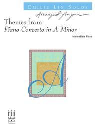 Themes from Piano Concerto in A Minor