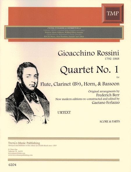 Quartet No. 1 in F Major