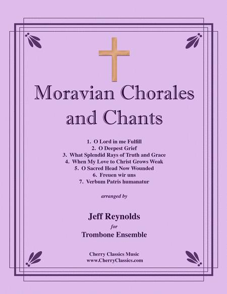 Moravian Chorales and Chants for Trombone Ensemble