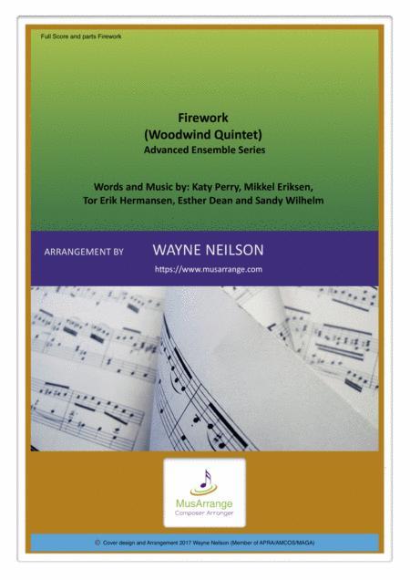 Firework for Woodwind Quintet