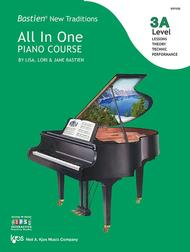 Bastien New Traditions: All in One Piano Course - Level 3A