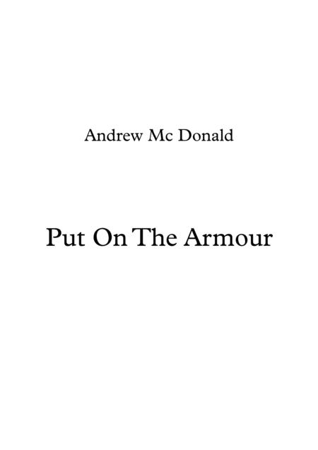 Put On The Armor