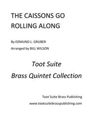 The Caissons Go Rolling Along